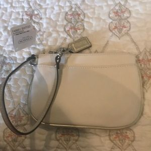 Authentic Coach Wristlet! New with tags